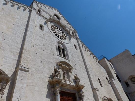 Cattedrale: facade