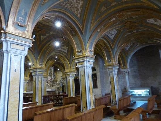 Cattedrale: crypte