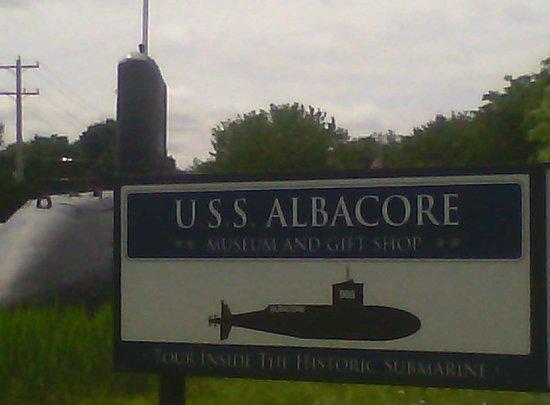 USS Albacore Museum: USS Allbacore
