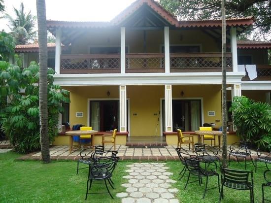 Taj Holiday Village Resort & Spa: our cottages