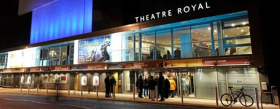 ‪Norwich Theatre Royal‬
