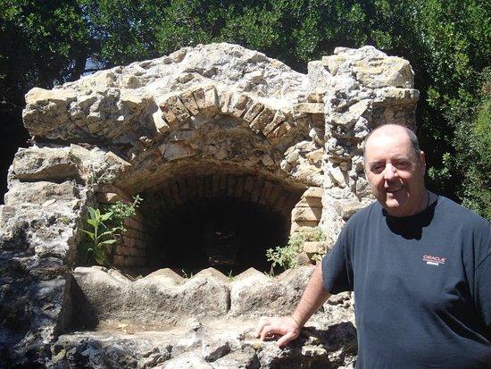 Îles de Lérins : Cannonball oven