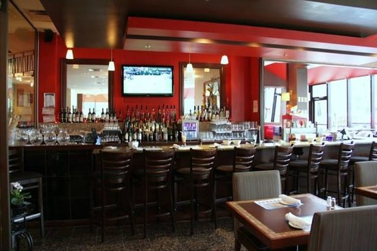 Hotel Universel Montreal: Resto-Bar Le Toit Rouge
