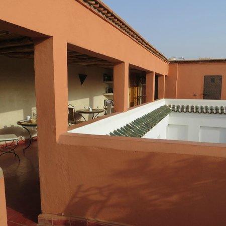 Riad Miski : Rooftop area