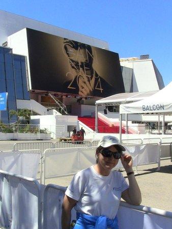 La Croisette : Festival de Cannes