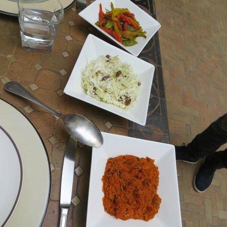Riad Miski : Appetizers