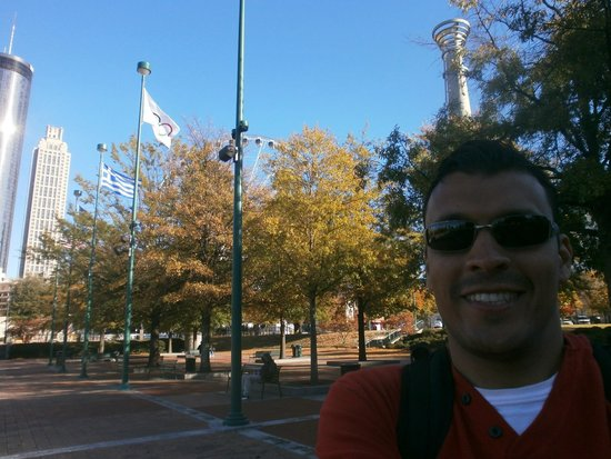 Parque Centennial Olympic Park