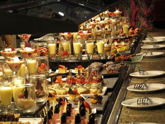 Hotel Riu Palace Mexico: Restaurante Dom Juliam