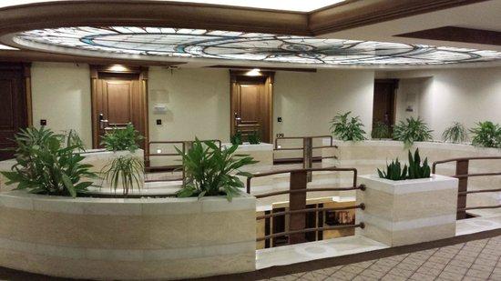 Senator Hotel : le lobby