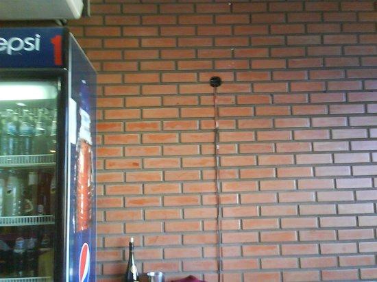 El Libertador: Cables a la vista