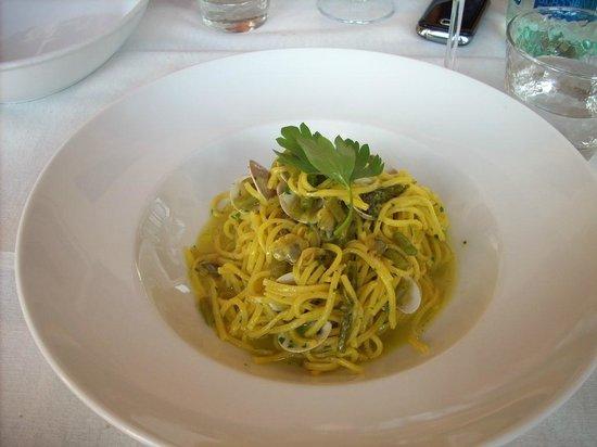 Fondaloro: Spaghetto alle vongole...