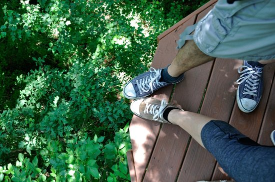 Historic Banning Mills: We recommend looking down.