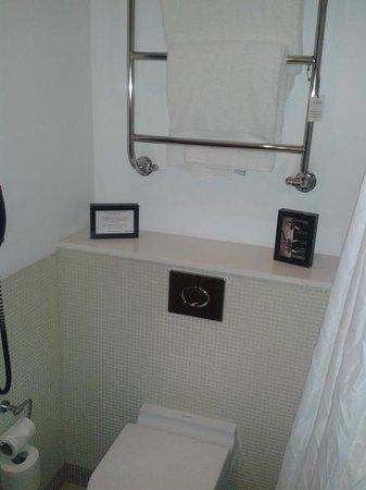 The New Ellington: Heated Towel Rail
