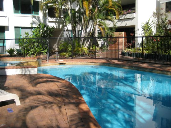 Headland Gardens Holiday Apartments Sunshine Coast: Lovely Pool