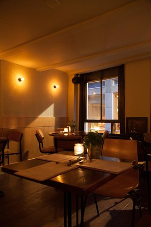 Snappers: Cozy Tables