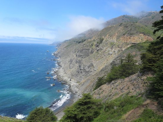Ragged Point: Lookout Point