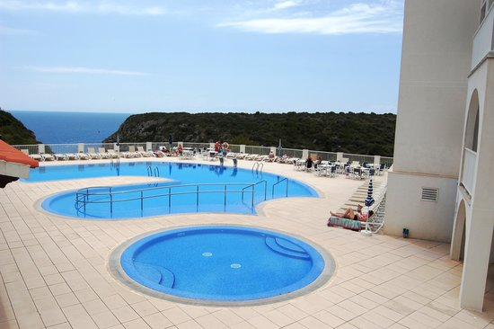 Hotel Playa Azul : Hotel pools