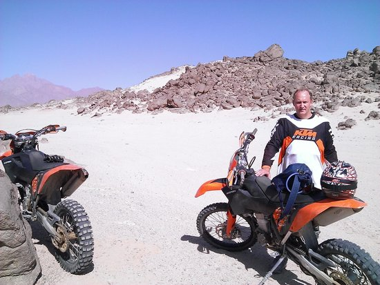 Bike Egypt - Extreme Desert Adventure : Mike