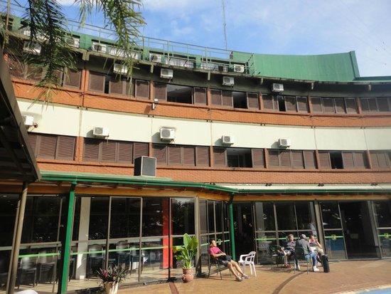 El Libertador : Vista desde el solarium