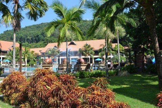 Laguna Redang Island Resort: lato piscina