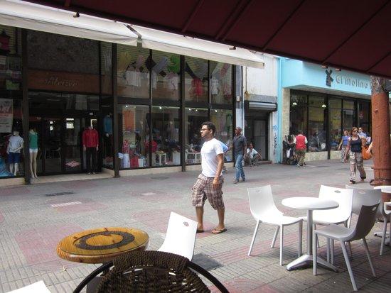 Cafe Santo Domingo Review