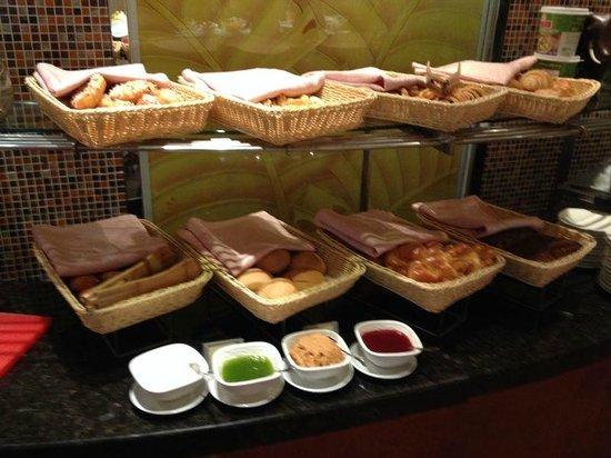 Citadines Central Xi'an: Café da manhã