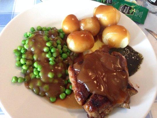 Swn-y-Mor: Welsh lamb