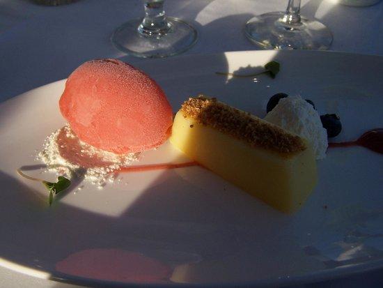 Peter Shields Inn & Restaurant: Dessert!
