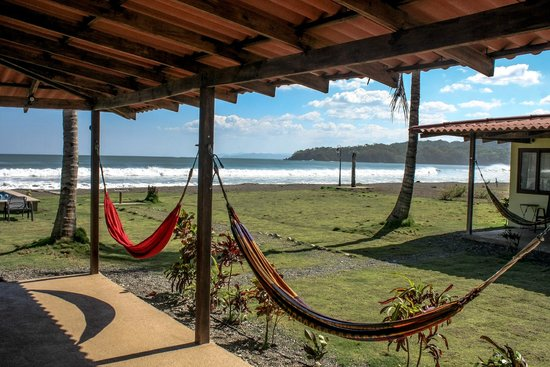 Beach Break Surf Camp and Hotel Playa Venao: View from the rooms