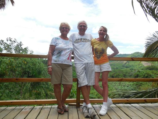 Hotel Riu Palace Bavaro : The Zip Line Team