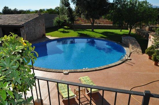 Finca Casa Rural Cas Contador : exteriores
