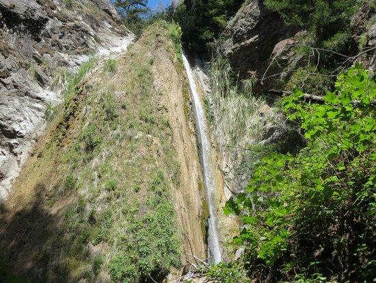 Limekiln State Park: Waterfall