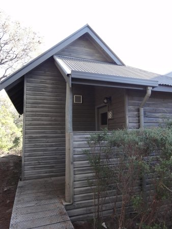 Freycinet Lodge : Entrance to studio cabin