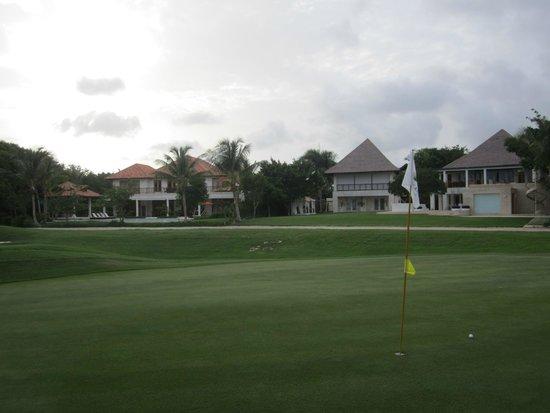La Cana Golf Course: Arrecife - #6 green