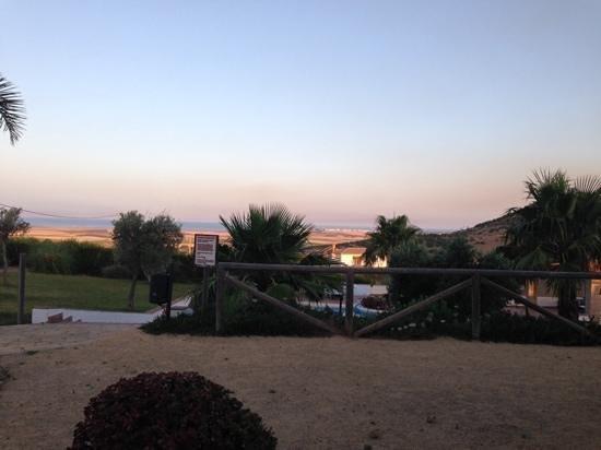 Hotel Sindhura: amaneciendo