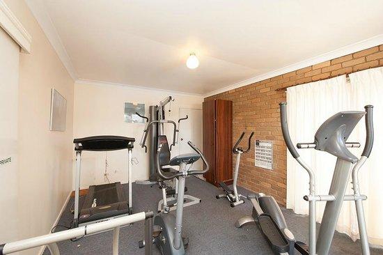 Albury Classic Motor Inn: Gym