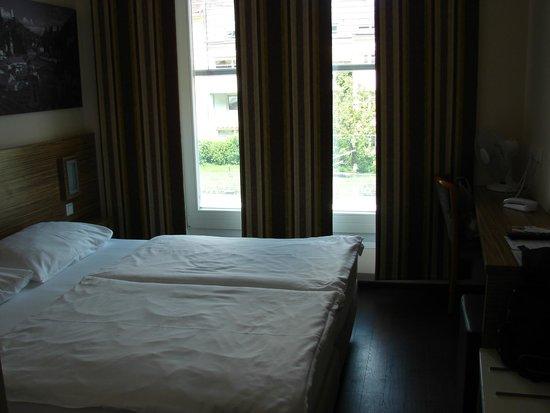 Hotel Hofwirt Salzburg: Habitacion