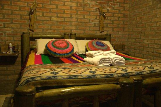 Cerro Del Valle Hotel Rustico: Habitación