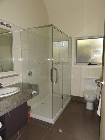Freycinet Lodge : Bathroom studio cabin