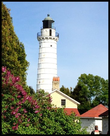 Cana Island Lighthouse: Cana Lighthouse