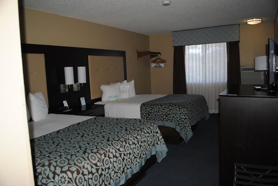 Days Inn Williams : The room was very clean.