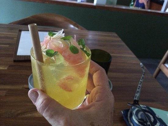 Restaurant Locavore: Refreshing and delicious