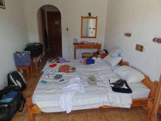 Hotel Zafiria : Basic room