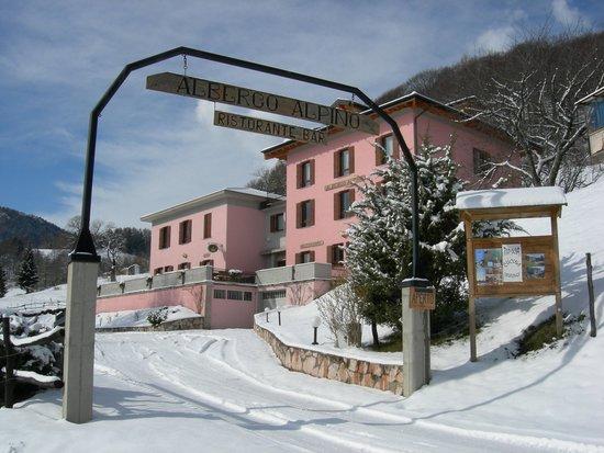 Albergo Alpino: ....in qualsiasi stagione 'un paradiso'