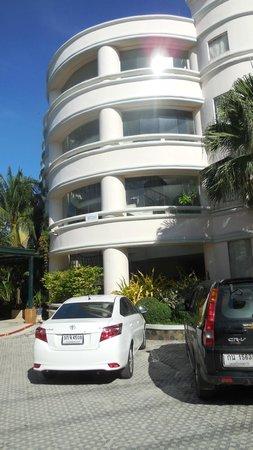 Chaba Samui Resort : отель