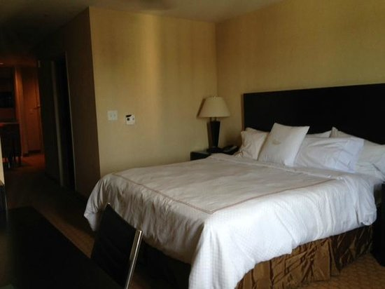 Homewood Suites Silver Spring: King Bed