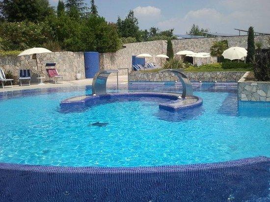 Hotel Sollievo Terme: Getti cervicale esterni