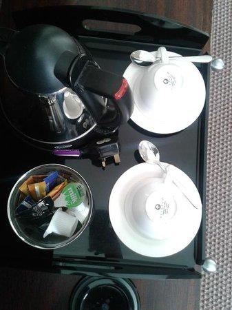 The Met Hotel Leeds: Tea/Coffee