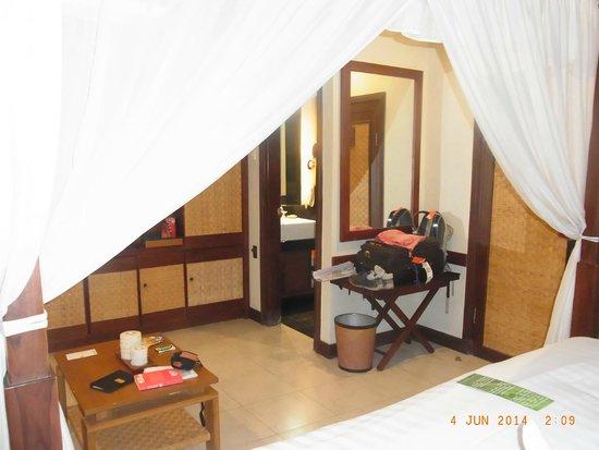 Kuta Seaview Boutique Resort & Spa : My garden room