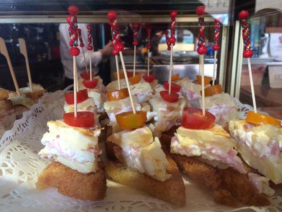 Restaurante El Penon: Excelentes tapas 2